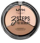NYX 3 Steps to Sculpt 15g