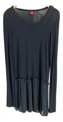 Y-3 Black Polyester Dresses
