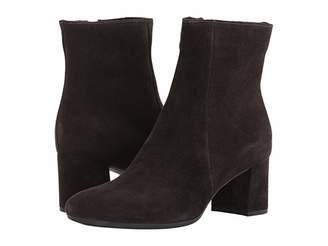 La Canadienne Jojo (Black Suede) Women's Boots
