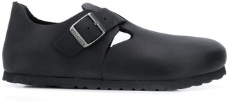Birkenstock London buckled shoes