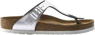 Birkenstock Gizeh Natural Leather Sandal