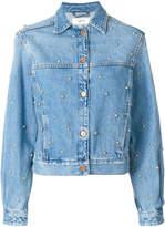 Etoile Isabel Marant studded Coften denim jacket
