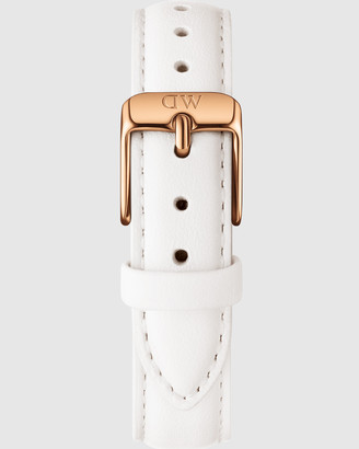 Daniel Wellington Leather Strap Bondi 14mm Watch Band - For Petite 32mm