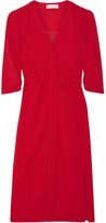Altuzarra Aimee Stretch-crepe Dress - Red