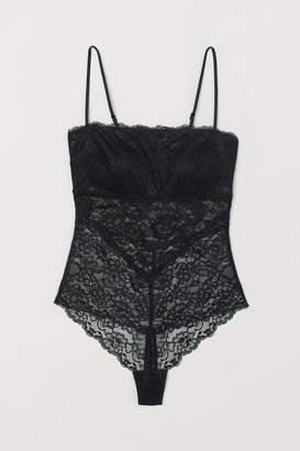 H&M Lace thong body