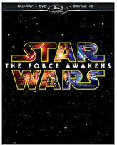 Disney Star Wars: The Force Awakens Blu-ray Combo Pack