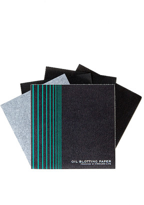 MORIHATA Charcoal Oil Blotting Papers