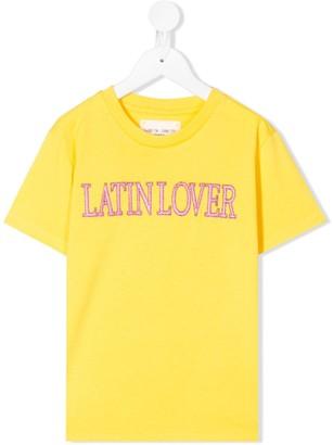 Alberta Ferretti Kids Latin Lover T-shirt