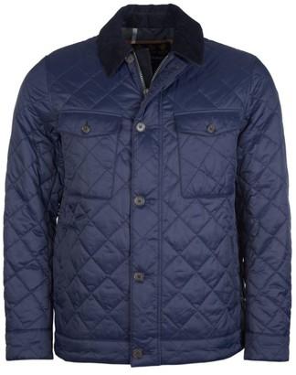 Barbour Tartan Maesbury Quilted Jacket