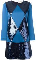 Tory Burch 'Lantilly' dress - women - Polyester/Triacetate - 2