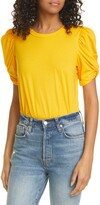 Thumbnail for your product : A.L.C. Kati Puff Sleeve Tee