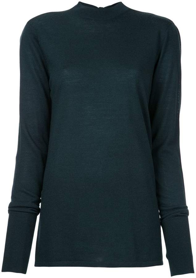 Dion Lee tie back sweater