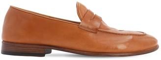 Alberto Fasciani 20mm Leather Loafers