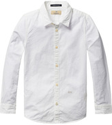 Scotch & Soda Structured Dress Shirt