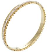 Kate Spade Chantilly Charm Beaded Bangle Bracelet