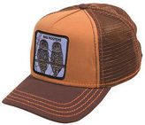 Goorin Brothers Animal Farm Trucker Hat - Woods Collection Hooters/Brown One