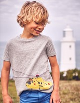 Boden Big Appliqué T-Shirt