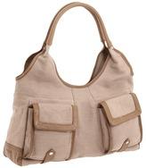 Perlina Handbags - Erin Tote (Mocha) - Bags and Luggage