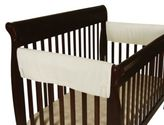 Leachco Easy Teether Extra Large Side Rail Crib Rail Covers (Set of 2)