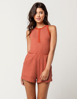 RVCA Grow Up Womens Romper