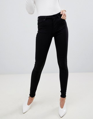 Maison Scotch Haute Skinny Jeans-Black