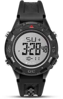 Columbia Men's Digital Watch, 46mm