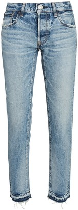 Moussy Maywood Tapered Skinny Jeans
