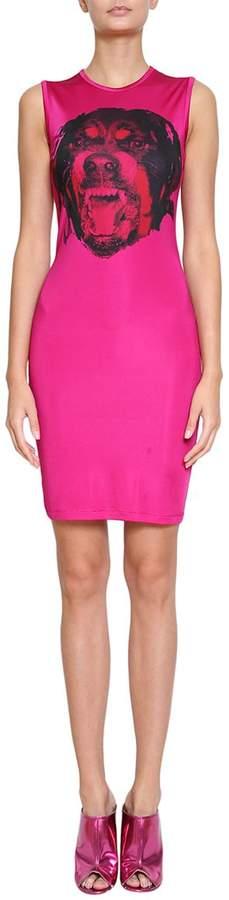 Givenchy Rottweriler Viscose Dress