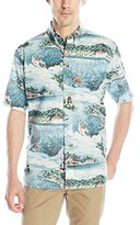 Reyn Spooner Men's Avalon by the Sea Button Down Shirt