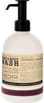 MOR Hand & Body Wash 350ml Pepperberry Cardamom