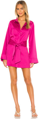 Camila Coelho Priscilla Mini Dress