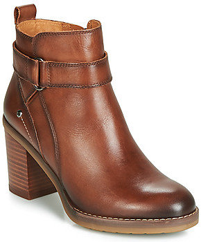 PIKOLINOS POMPEYA W9T women's Low Ankle Boots in Brown