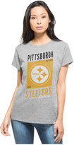 '47 Women's Pittsburgh Steelers Hero T-Shirt