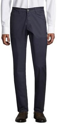 Ben Sherman Slim-Fit Stretch-Cotton Pants
