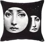 Fornasetti Eclissi Di Luna Pillow