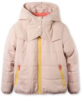 Stella McCartney peony bailey puffer jacket