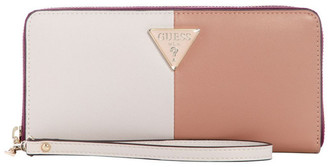 GUESS VG788846SML East End Zip Around Wallet