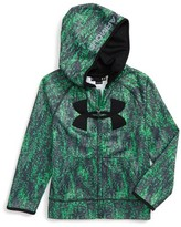 Under Armour Toddler Boy's Digital City Logo Hoodie