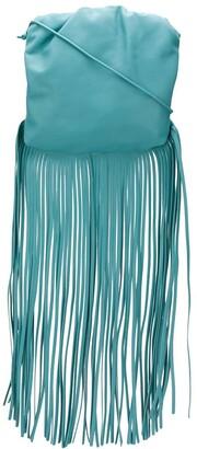 Bottega Veneta The Fringe Pouch shoulder bag