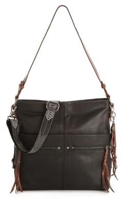 The Sak Ashland Leather Hobo Bag
