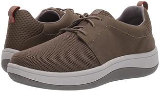 Clarks Arla Free (Khaki/Green Textile) Men's Shoes