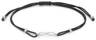Effy 14K White Gold Diamond Pull-Through Bracelet