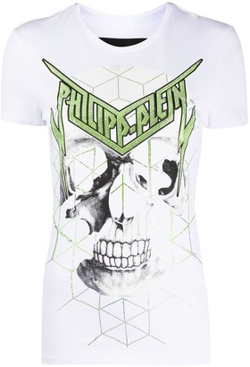Philipp Plein graphic-print T-shirt