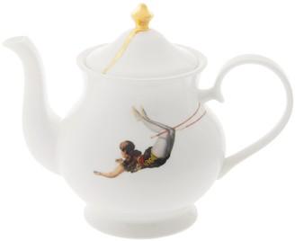 Melody Rose London Trapeze Bone China Teapot