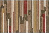 """Loloi Rugs Vault Olive/Gold Rug Round 7'10"""""""