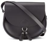 The Cambridge Satchel Company Women's The Tassle Cross Body Bag Black
