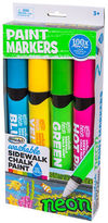 Mattel Outdoor Sidewalk Chalk Paint Markers