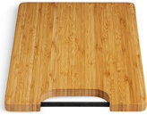 Marks and Spencer Bamboo Chopping Board with Silicon Rod Handle