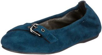 Unisa VICHY-09-KS Unisex - Children's Ballet Flats Blue Size: 11.5 UK Child