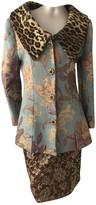 Christian Lacroix Blue Jacket for Women Vintage